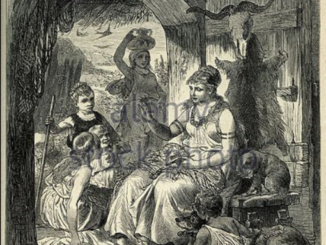 Germanic motherliness